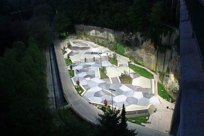 卢森堡滑板公园-30