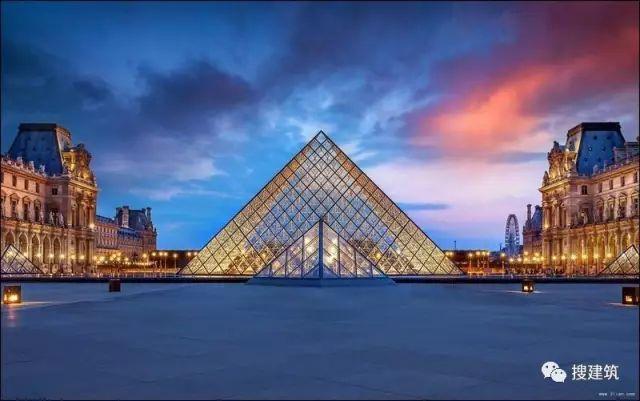 U形玻璃幕墙资料下载-10座经典博物馆建筑