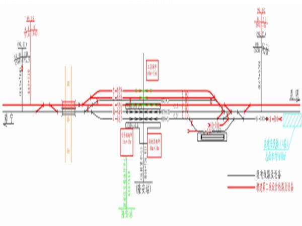 改建铁路某段增建二线施工图技术交底书(站前)(共139页)