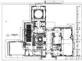 [北京]邱德光富力别墅设计施工图