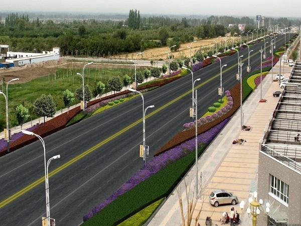 土木工程道路毕业设计二级公路初步设计