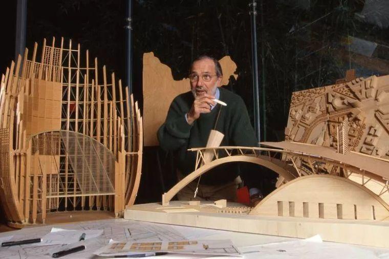 伦佐·皮亚诺:建筑就是一场集体的冒险