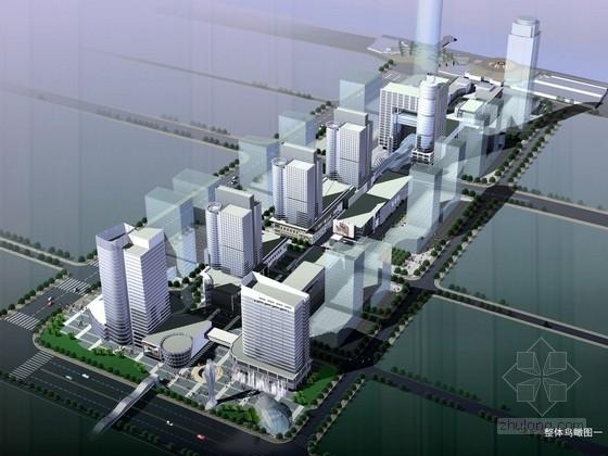[杭州]特色鲜明城市步行街景观规划设计方案