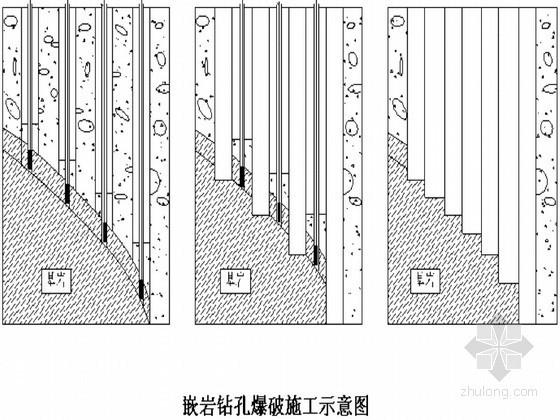 [四川]水库钻孔成槽地下连续墙防渗墙施工方案(中水)