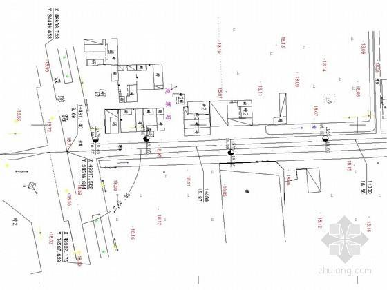 [安徽]城市道路次干路及管网工程勘察报告
