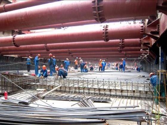 [辽宁]地铁车站深基坑及风道围护及明挖施工方案