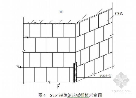 STP超薄绝热板建筑保温系统施工技术交底