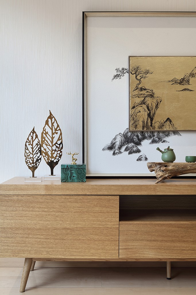 上海现代风格别墅样板间-12