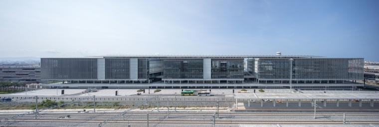 凤凰国际机场停车楼综合体-2