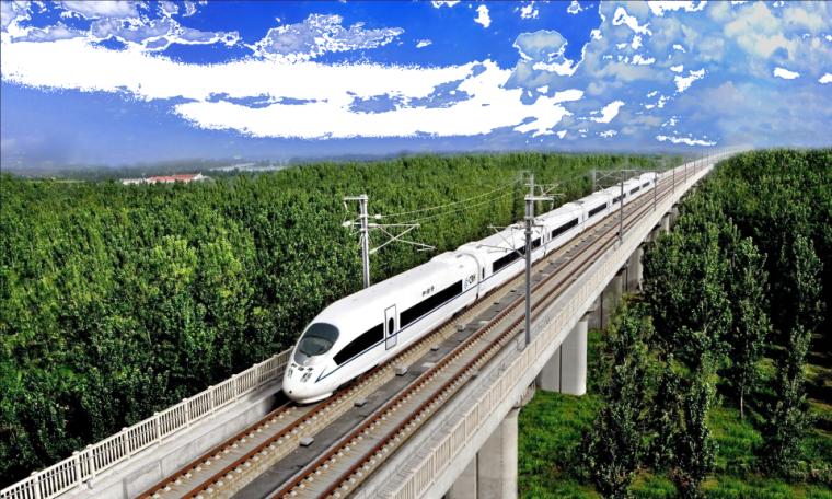 [中铁]某特大桥既有线安全防护方案(共90页)