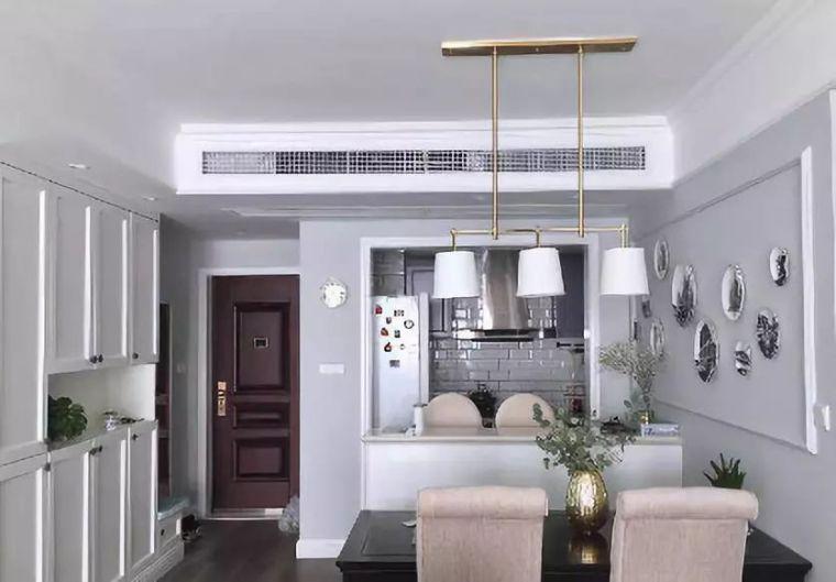 拥有绝美榻榻米卧室、治愈系厨房,可能是最清新的美式风!_5
