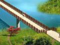 设计一座桥梁,需要经过哪些设计步骤?