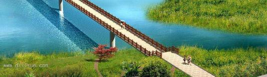 桥梁设计可行性报告资料下载-设计一座桥梁,需要经过哪些设计步骤?