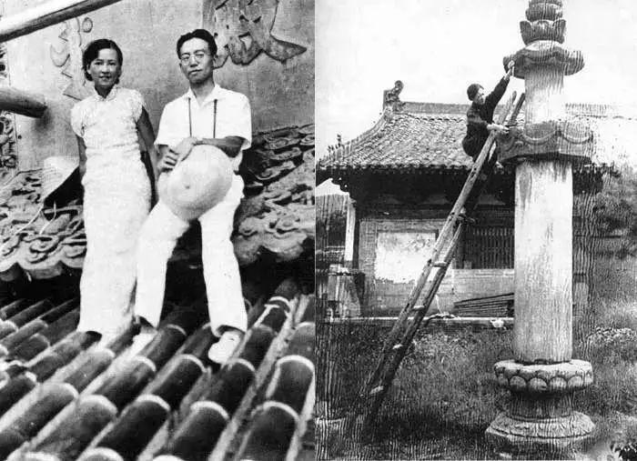 梁思成逝世46周年祭:能挽救千年的建筑,却没能救下老北京城_18