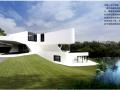 高层新中式风格徐州九龙湖酒店及会所建筑设计方案文本