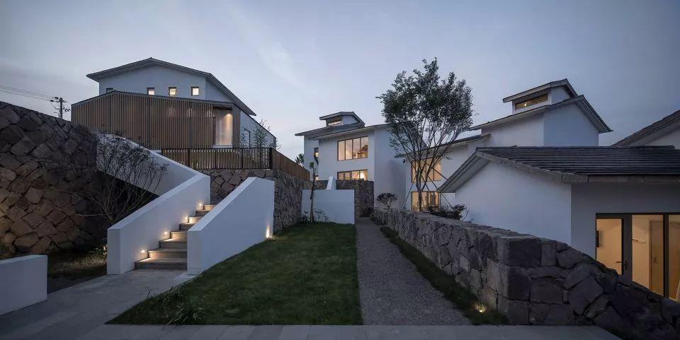 近期3个不错的民宿设计案例-建筑方案-筑龙建筑设计图片