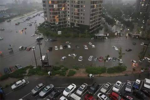 北京721暴雨5周年,看景观设计师怎样管理城市雨洪