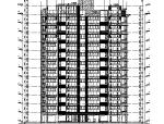 [海南]15年多栋住宅楼施工图(图审前全专业)