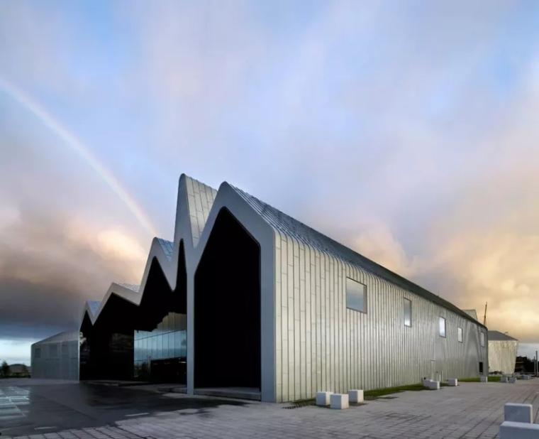 苏格兰河滨博物馆