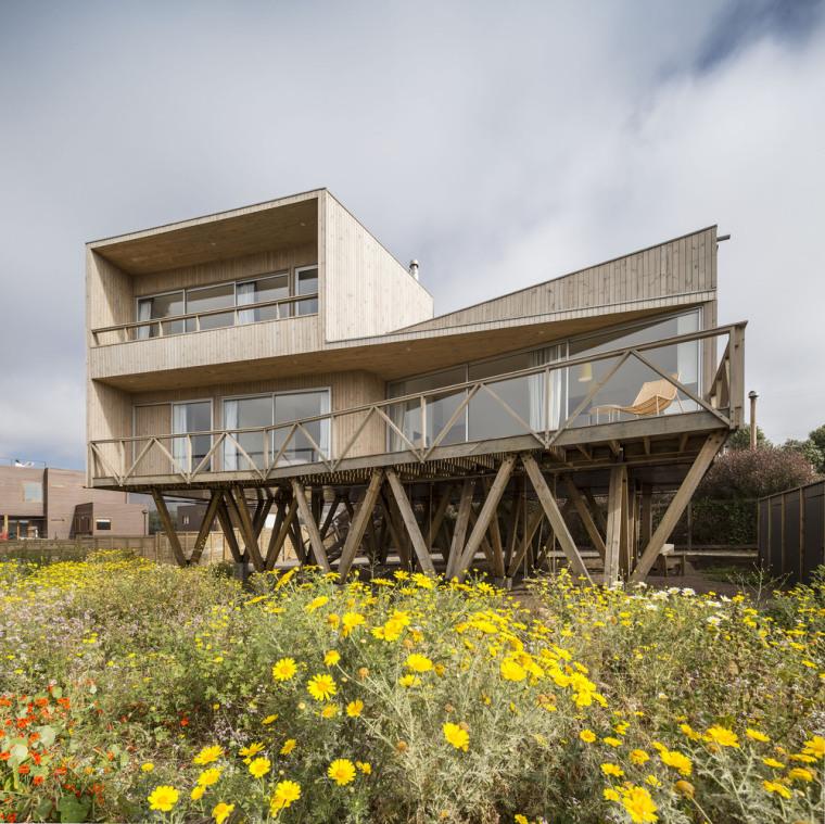 智利观野住宅