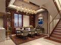 三层新中式别墅设计