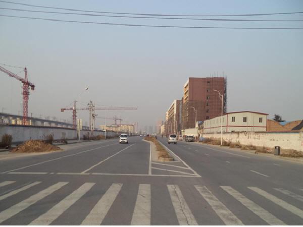 含BRT专用道变截面钢箱梁高架桥69m宽城市快速通道工程施工方案施组交底创优(33个文件)