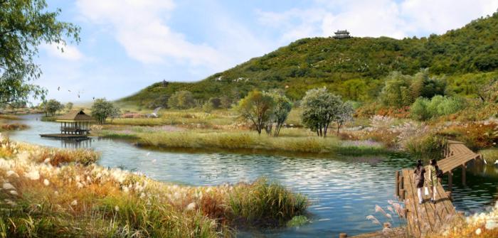 [江苏]佛教圣境著名景区旅游景观规划方案