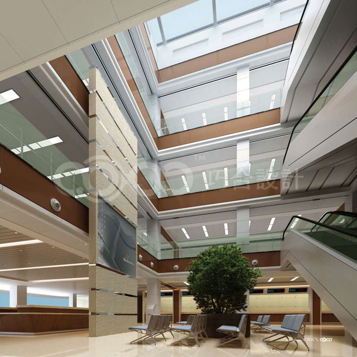 打造不迷路醫院的現代綜合醫院設計方案