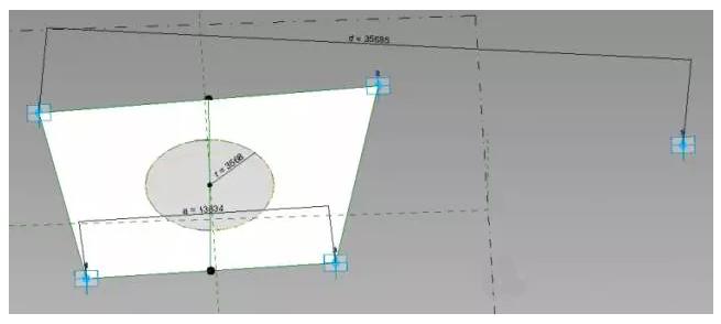 图解关于Revit中自适应构件的使用方法