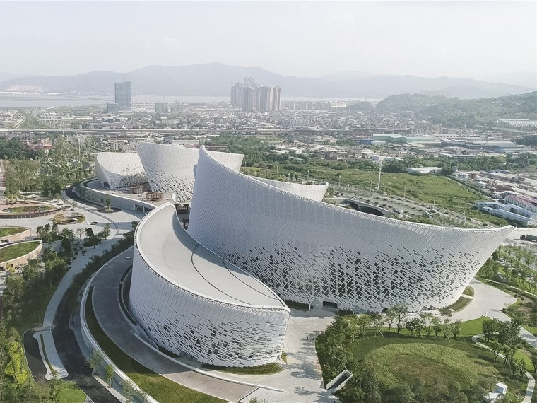 福州海峡文化艺术中心