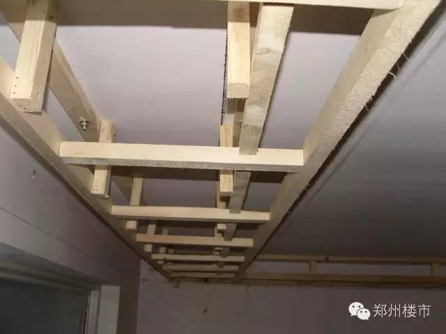 死磕装修隐蔽工程:吊顶和石膏板隔断墙怎么做才算规范?_2