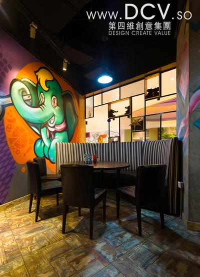 西安人气最旺的披萨主题餐厅-飞象披萨_2