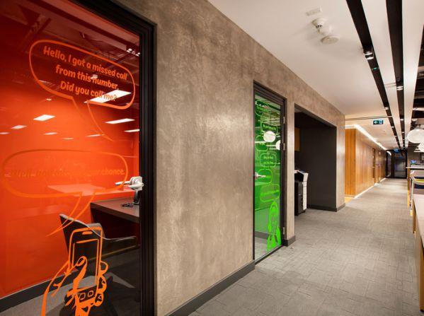 上海办公室装修对于环境有怎样的要求? - 上海后街印象装潢设计 - 后街印象的博客