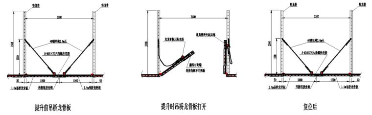 广州猎德C区超高层办公楼爬架施工方案
