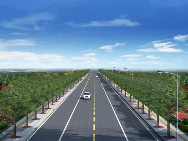 高速公路道路设计毕业设计