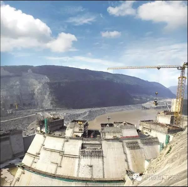 世界超级水坝的奇迹——长江三峡_2