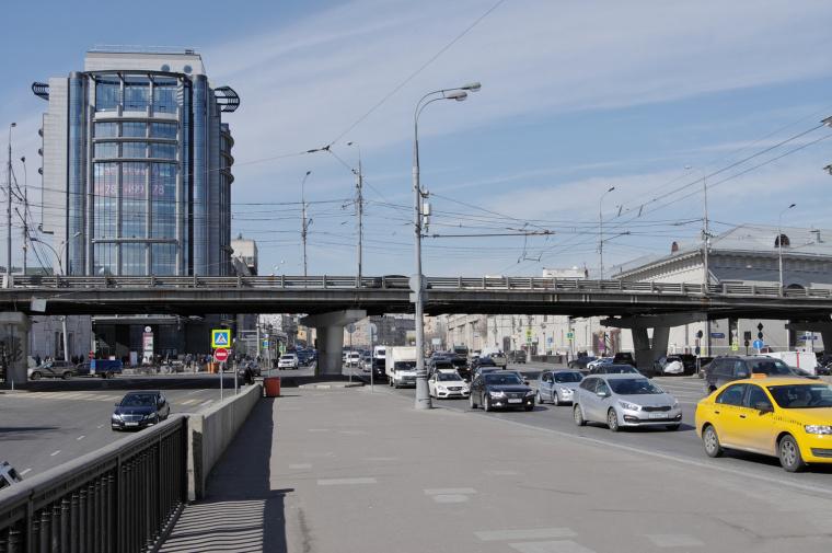 克雷姆斯基大桥的滑板公园-2