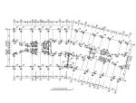 27层框架核心筒结构住宅楼结构施工图(CAD、38张)