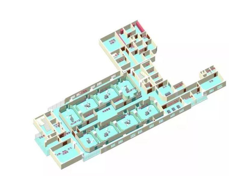 BIM技术在医疗工程设计中的应用
