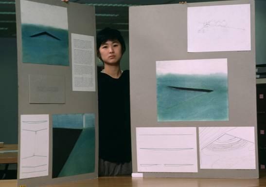 林樱:从21岁设计越战纪念碑,到荣膺美国国家最高荣誉