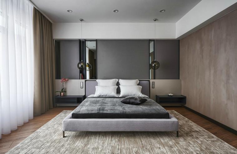 150平现代公寓设计方案