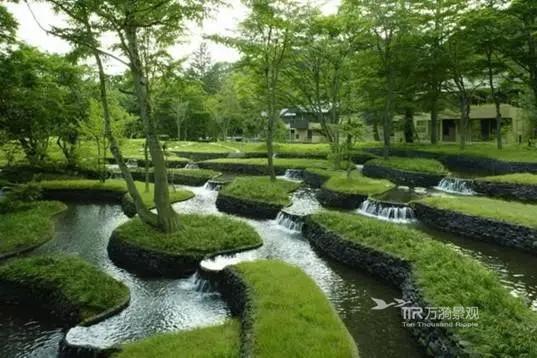 一、把握水系的策划原则 -万漪景观分享-景观设计风水六大问题提醒你第1张图片