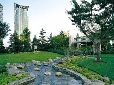 园林景观饰面工程和特殊水池的施工技术难点解析