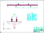 60m跨100t架桥机设计图
