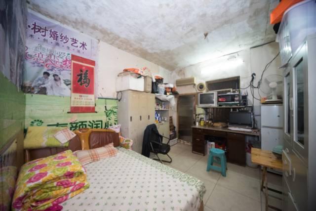 30平破旧出租屋神逆袭,打造5口之家的温馨公寓_5