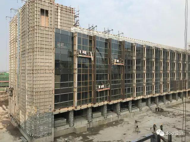 玻璃幕墙与装饰收口问题及施工流程_20