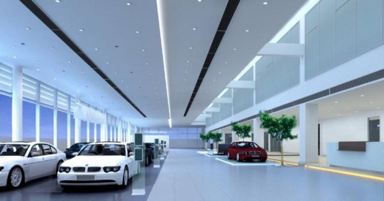 (原创)汽车4S店室内设计案例效果图-汽车4S店 (15)