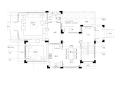[上海]欧式风格三层双拼别墅施工图设计(附3D模型+效果图)