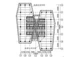 上海保利广场框架—双核芯筒结构设计论文