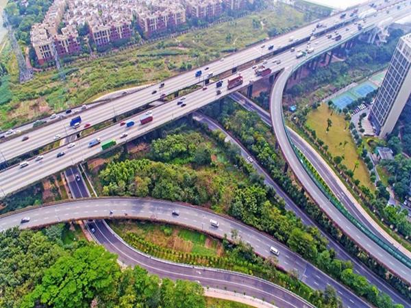 城市道路主干路毕业设计